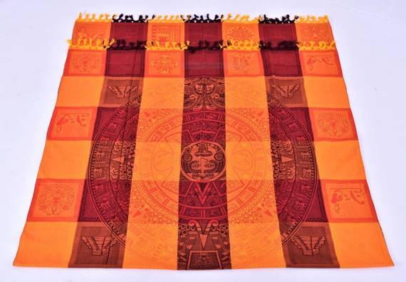 Obrus bawełniany kolorowy 1,5 x 2 m